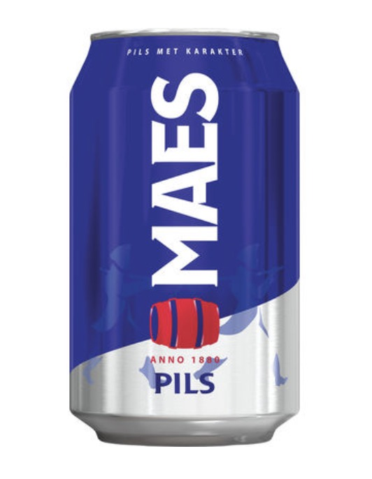 Maes Pils - Can