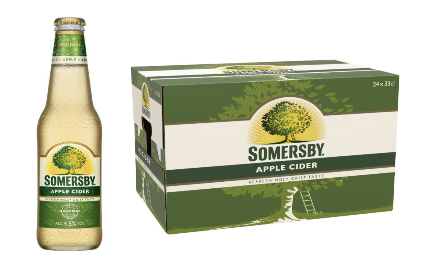"Somersby ""Apple Cider"" OW"
