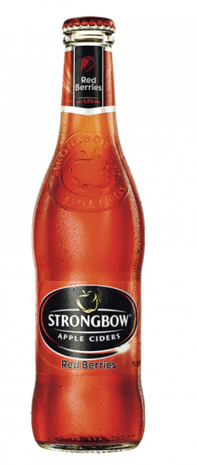 Strongbow Red Berries OW
