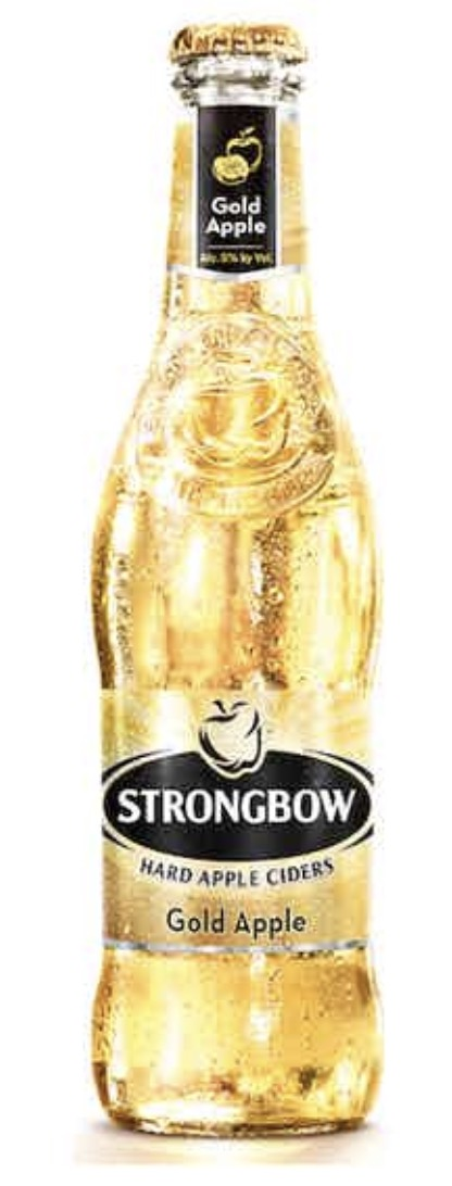 Strongbow Gold Apple 24 x 33cl OW