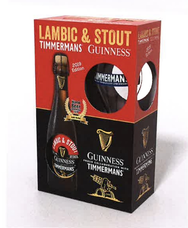 Timmermans Mix Giftpack Lambic & Stout OW
