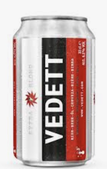 "Vedett ""Extra Blond"" - cans"