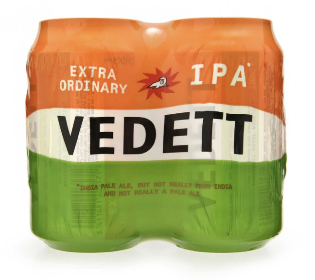 Vedett IPA - Cans